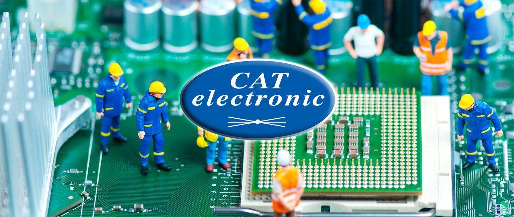 cat electronics-chi siamo